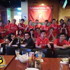 Saturday Night with the Liverpool Fan Club