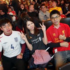 Man United v Liverpool 12.14