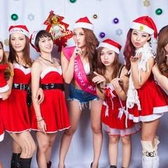 Sexy Santa Photo Booth 2013
