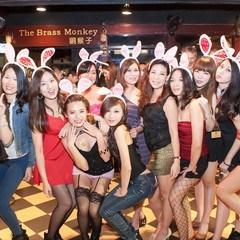 Bunny girls from PAEZ Bunny Party