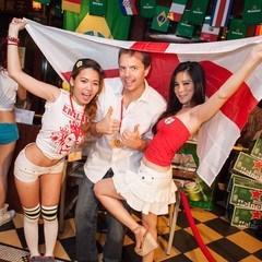 Fuxing FIFA LADIES NIGHT 6.19 - ENGLAND v URUGUAY