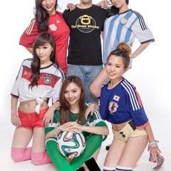 adidas World Cup Brass Monkey models