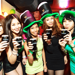 St Patrick's Ladies Night 03.12(1/2)