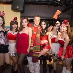 Sexy Santa Contest 12.20