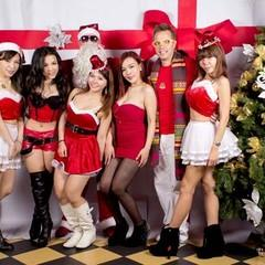 Sexy santa Party 12.20